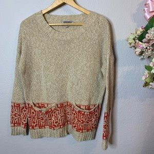 Urban Outfitters Ecote Crewneck Sweater w/ Pockets